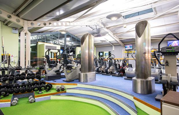 Vật liệu lát sàn phòng gym phải đạt quy chuẩn