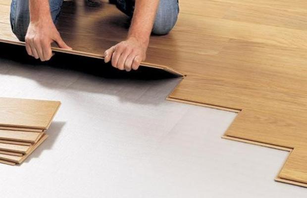 Cách lắp sàn nhựa hèm khóa đơn giản
