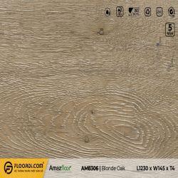 Sàn nhựa hèm khóa Amazfloor AM8306 Blonde Oak - 4.5mm