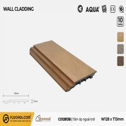 Tấm Ốp tường - Ốp trần CO12813B - Burmese Teak - 13mm