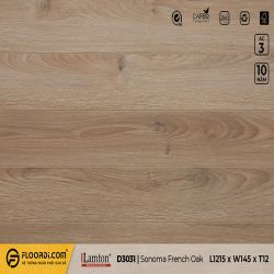 Sàn gỗ Lamton D3031 Sonoma French Oak - 12mm - AC4