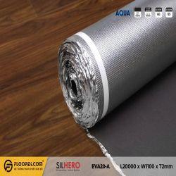 Xốp lót nền cách âm chống ẩm Silhero EVA20-AF - 2mm