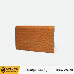 Len chân tường FK-303 - Golden Brown - 13mm