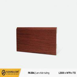 Len chân tường FK-304 - Copper Brown - 13mm