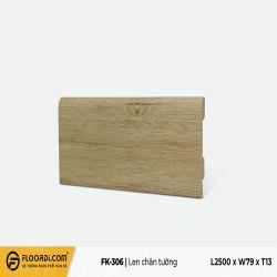 Len chân tường FK-306 - White Gold - 13mm