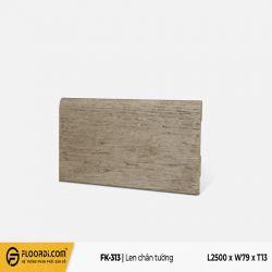 Len chân tường FK-313 - Gray White - 13mm
