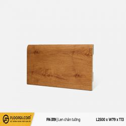 Len chân tường FK-319 - Golden Brown - 13mm