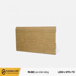 Len chân tường FK-320 - Bright Gold - 13mm