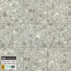 Sàn gỗ vân đá FT001 Stone Mozaic - 8mm - AC5