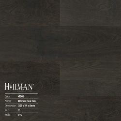 Sàn gỗ H1002 Attersee Dark Oak - 8mm - AC4