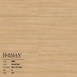 Sàn gỗ H1033 Vesuvio Teak - 8mm - AC4