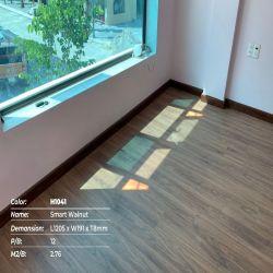 Sàn gỗ H1041 Smart Walnut - 8mm - AC4