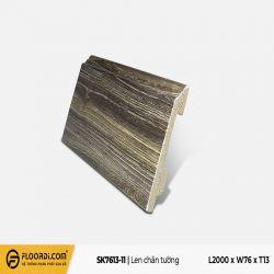 Len tường nhựa SK7613-11 - Black Gold - 13mm