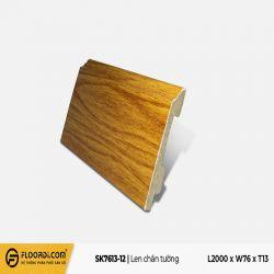 Len tường nhựa SK7613-12 - Waxen - 13mm