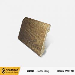 Len tường nhựa SK7613-2 - Peru - 13mm