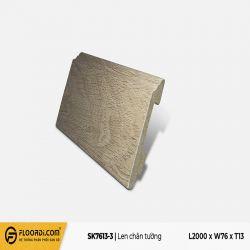 Len tường nhựa SK7613-3 - Beige - 13mm