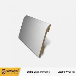 Len chân tường SK7613-4 - White - 13mm