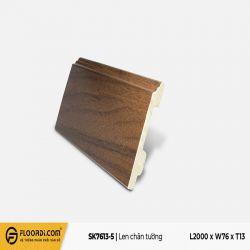Len tường nhựa SK7613-5 - Buff - 13mm