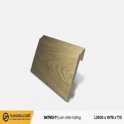 Len tường nhựa SK7613-7 - Yellow - 13mm