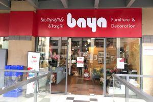 Công trình lắp đặt sàn gỗ siêu thị nội thất Baya Đà Nẵng